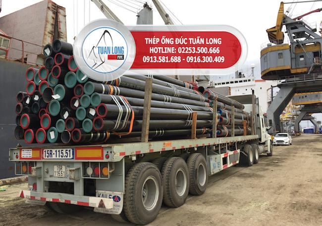 Thép ống đúc ống hàn trên toàn quoc - thepongtuanlong.vn